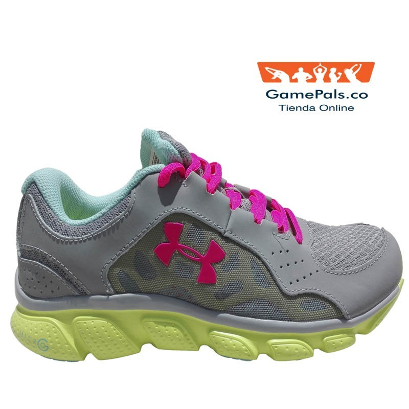 Under Armour Micro G Assert 4 Mujer Talla US 7,5