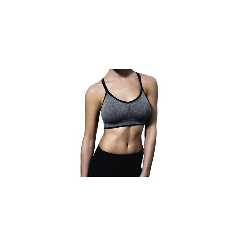Puma Sports Bra Sin Costuras Talla US XL