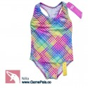 Traje De Baño Niña Speedo Color Arcoiris