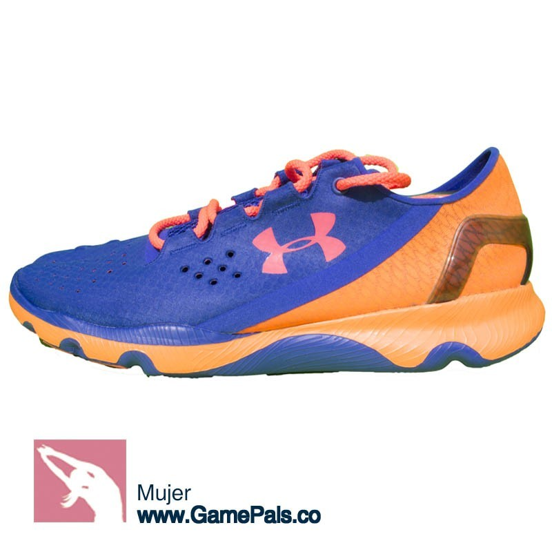 Under Armour Micro G Speed Form Apollo Mujer Talla US 8,5