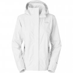 The NorthFace Resolve Chaqueta Mujer Blanca