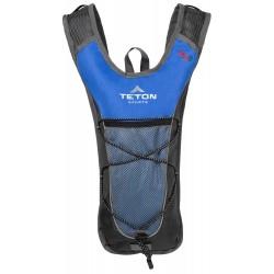 Mochila de Hidratación Marca Teton 2.0L Azul