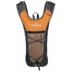 Mochila de Hidratación Marca Teton 2.0L Naranja