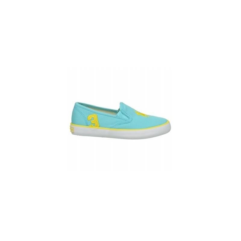Zapatos para niño Polo Ralph Lauren, Serena, Talla US 13M