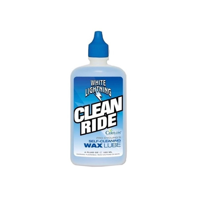Lubricante Cadena de Bicicleta White Lightning Epic Ride 120 ml.
