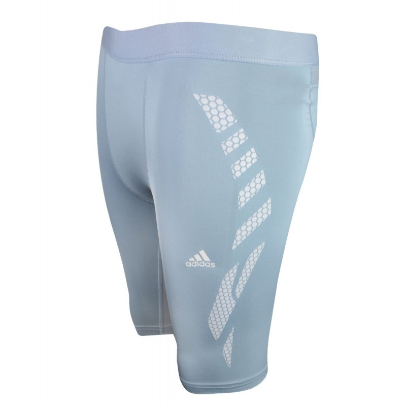 Licra Adidas- TechFit Preparation Tight Shorts