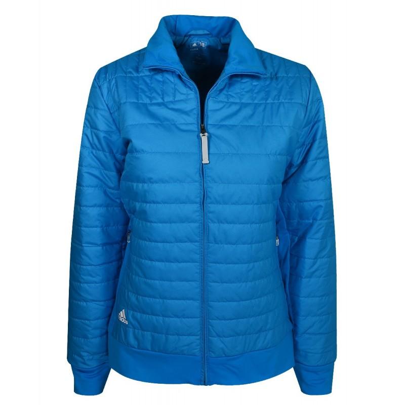 Chaqueta Adidas Acolchada US S Color Azul