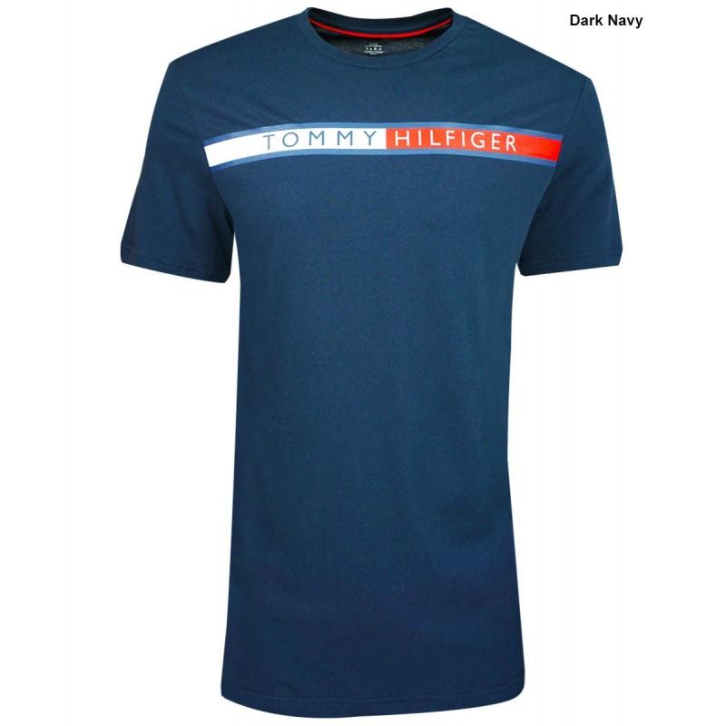 Camiseta Tommy Hilfiger hombre Azul