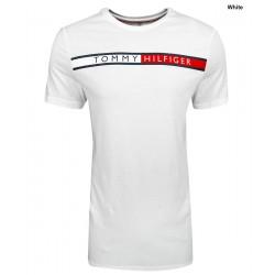 Camiseta Tommy Hilfiger Color Blanco