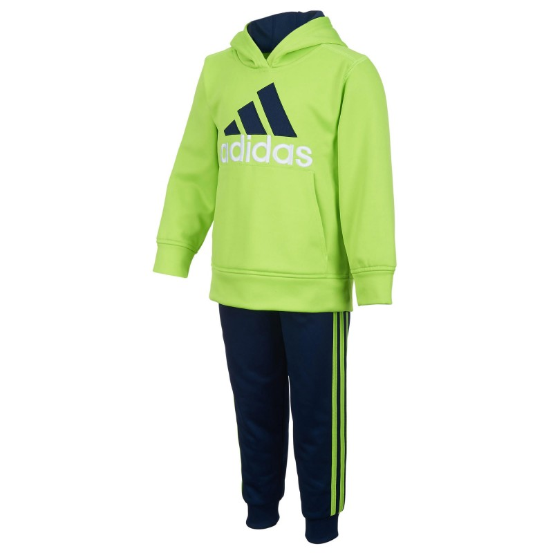 Set 2 piezas Adidas Activewear Sudadera Niño