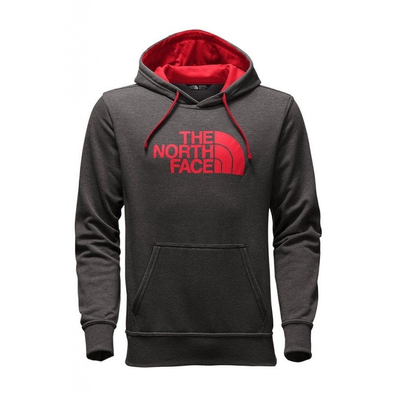 The North Face Hoodie hombre Rojo