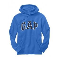 GAP Arch logo hoodie Azul