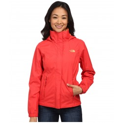 The NorthFace Resolve Chaqueta Roja