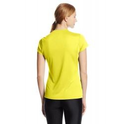 Camiseta ASICS mujer manga Corta, Color Lima, Talla: US Small