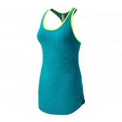 New Balance Fashion Tank Verde