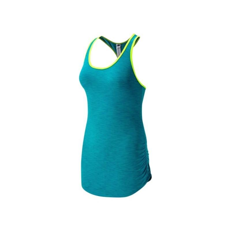 New Balance Fashion Tank Verde