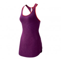 New Balance Fashion Tank Morado