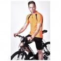 Muddyfox Cycling Jersey Manga Corta Naranja