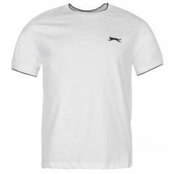 camiseta deportiva Slazenger basica Plain Tee tienda deportiva colombia