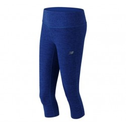 New Balance Novelty Fabric Capri Azul