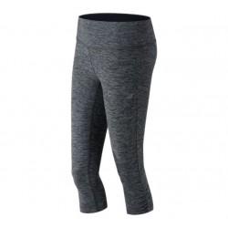 New Balance Novelty Fabric Capri Gris