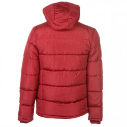 Lee Cooper 2 Zip Bubble Roja tienda online deportiva