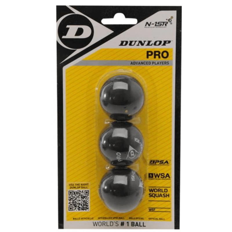 Bolas Dunlop Squash tienda deportiva colombia