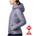 Chaqueta Columbia Powder Lite™ Jacket lila tienda online deportiva colombia