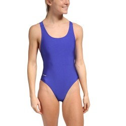 Vestido de Baño Aquatica Azul Solid Wide Strap