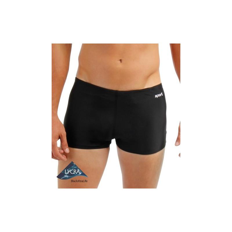 la mejor actitud 78a9d 73a8f Vestido de Baño Sporti negro - En tienda online deportiva de Natación