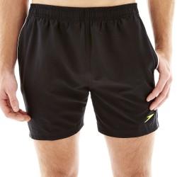 Pantaloneta Speedo  Horizon Splice volley - Negro