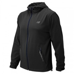 Chaqueta New Balance Motion 4Way Stretch con Capucha