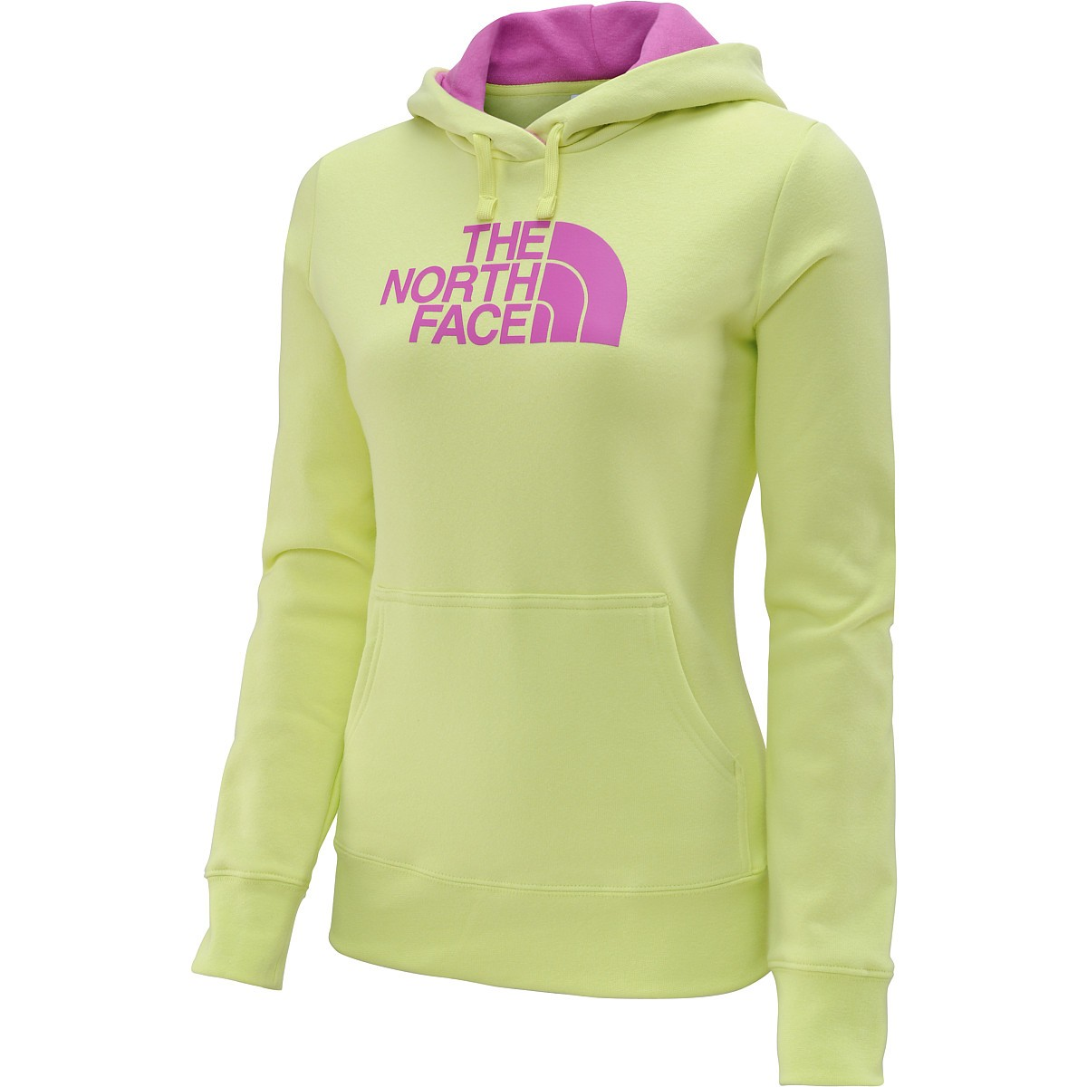 the north face verde mujer