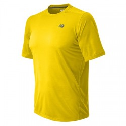 Camiseta New Balance Performance Amarilla