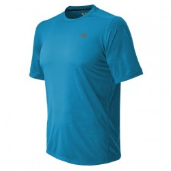Camiseta New Balance Performance Azul