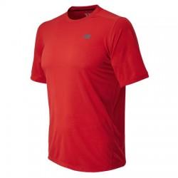 Camiseta New Balance Performance Roja
