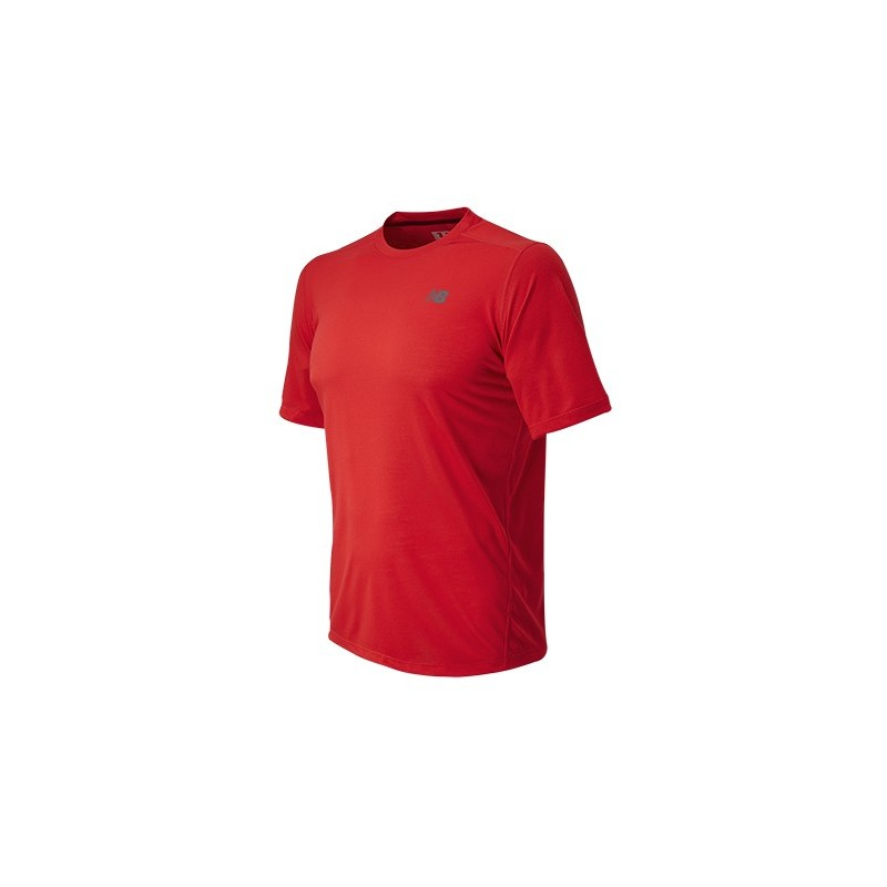 Camiseta New Balance Performance Roja