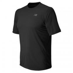 Camiseta New Balance Performance Negra