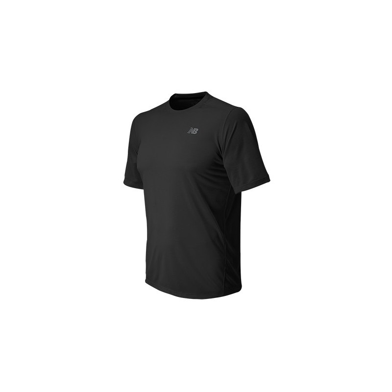 Camiseta New Balance Performance Negra