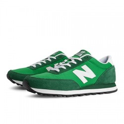Zapatos New Balance estilo Retro para Hombre NB 501 Color Verde