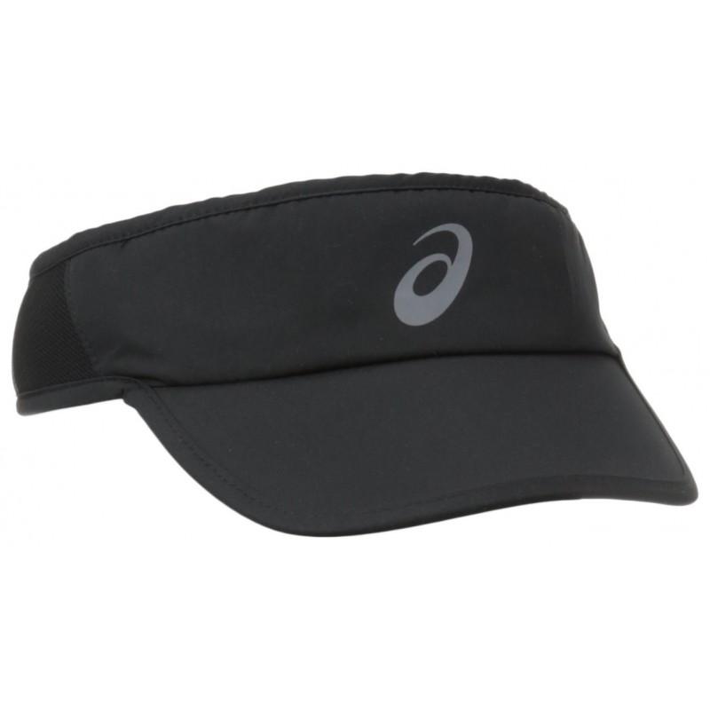 Visera Asics Unisex Color Negro