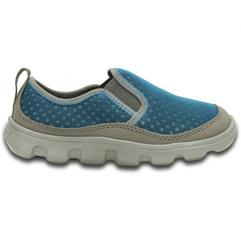 Crocs Duet Sport Slip-on Color Azul para Niño ó Niña