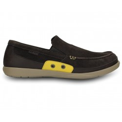 Crocs Walu Accent Gamusa Loafer Color Cafe