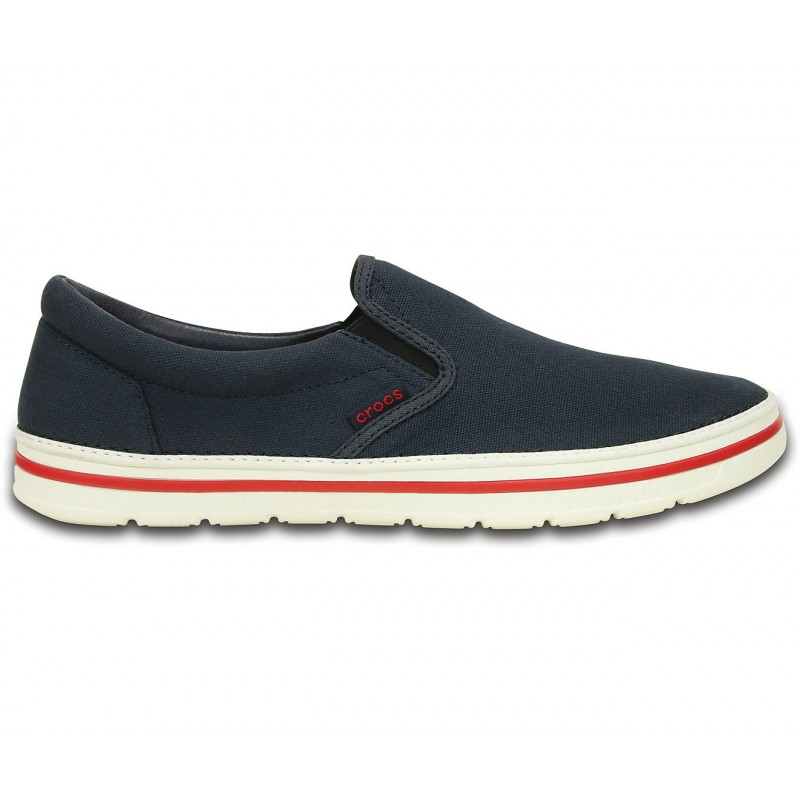 Crocs Norlin Slip-on Azul para Hombre