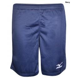 Pantaloneta Mizuno para Jóven Navy Talla L