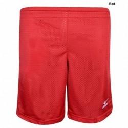 Pantaloneta Mizuno para Jóven Rojo Talla M
